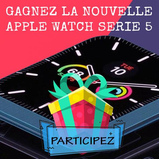gagner apple watch series5