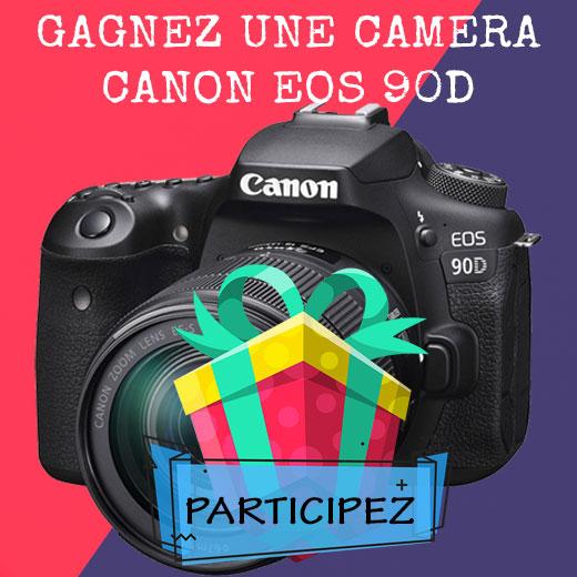 gagner camera canon