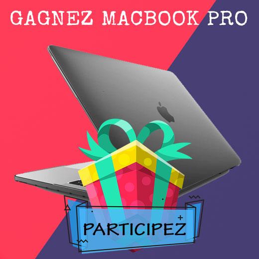 gagner macbook pro