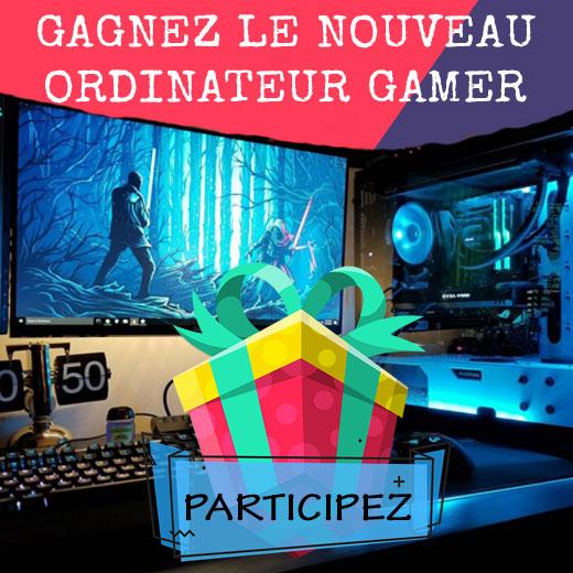 gagner ordinateur gaming